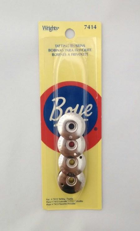 4 Boye bobins