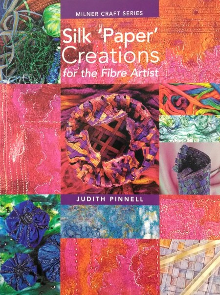 Silk Paper Creations by Judith Pinnell