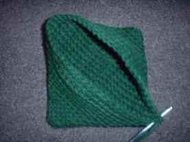 Diagonal Hotpad - Mielke's Fiber Arts