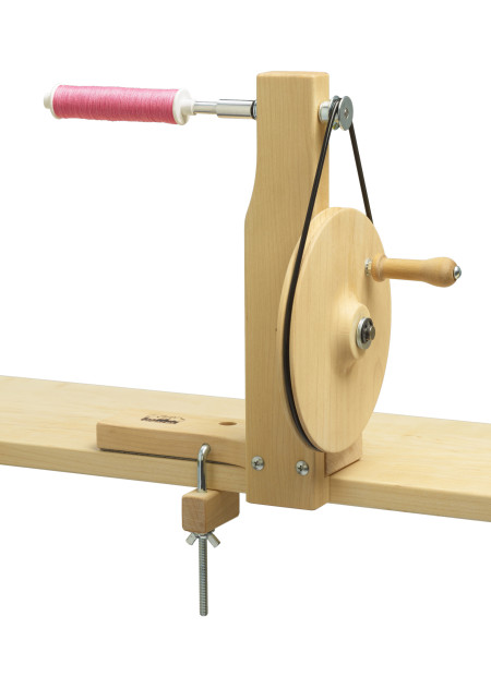 Schacht single ended bobbin winder