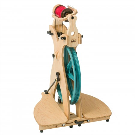 Sidekick Folding Spinning Wheel