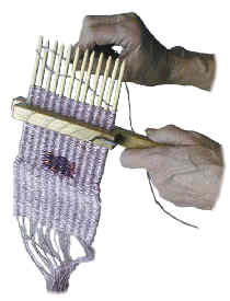 Lacis Weaving Stick Loom