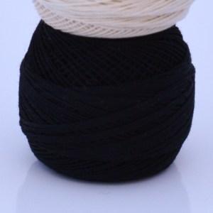 Black 80 Tatting Thread