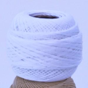 White 80 Tatting Thread