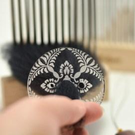 Acrylic Diz and Threader Set