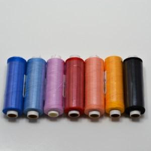 Assortment of Linen Thread