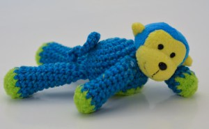 Top this Crocheted Stuff Animal