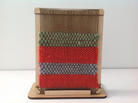 Small Weaving Loom