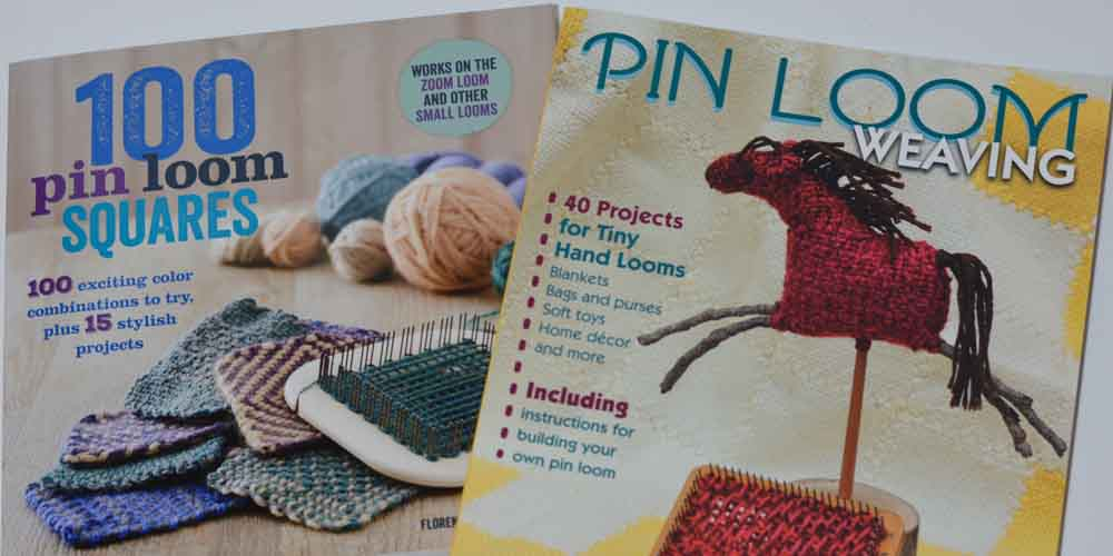 Pin loom weaving books which should i get mielkes fiber arts pin loom weaving books fandeluxe Choice Image