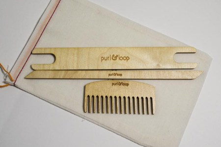 Purl and Loop Weaving Accessories