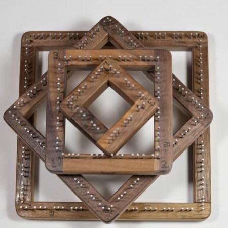 Pin Weaving Loom