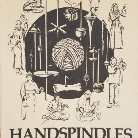 Handspindles book by Bette Hochberg