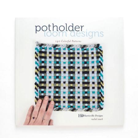 Potholder Loom Designs Book