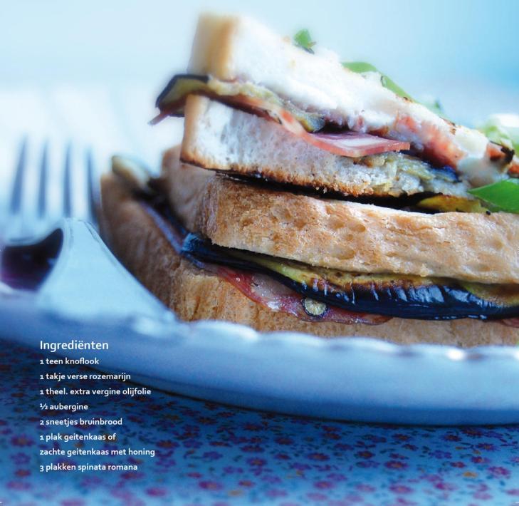 Receptpagina Aubergine Kookboek Purple Pride auberginetelers