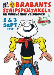 A0 posters Brabants Sptrip Spektakel