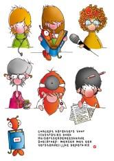 Illustraties boekje