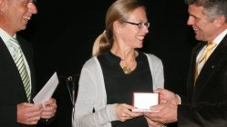 Silber für Katharina Rossi, Klassensiegerin Österreichische Meisterschaften Marathon, Foto: Knut Kuckel