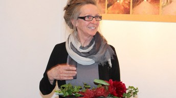 Ausstellungseröffnung Angelika Windegger, Foto: Knut Kuckel