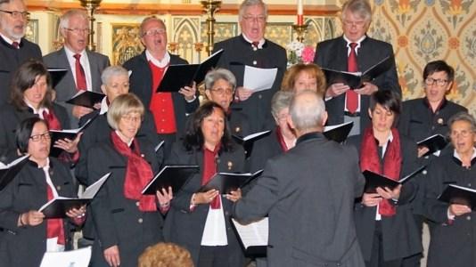 Mariensingen der Chorgemeinschaft, Foto: Anni Fischer
