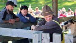 Frühjahrsschafbad in Fiecht, Foto: Knut Kuckel