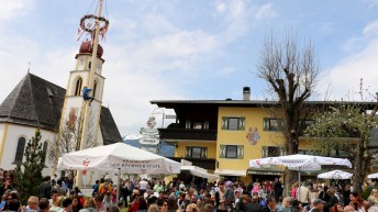 Maifest 2017 in Barwies, Foto: Knut Kuckel