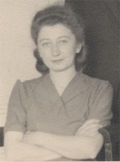 Miep Gies (1945)