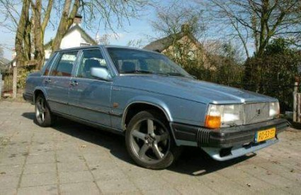 Volvo 760 GLE.A