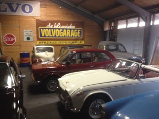 showroom TR4A IRS