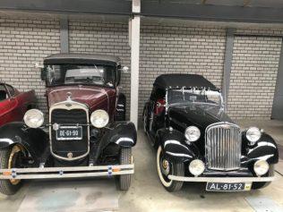 1930 A Ford & 1951 Singer Nine Roadster