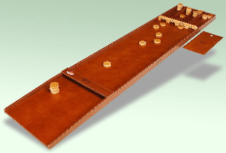 Shuffle Board mieten Leverkusen