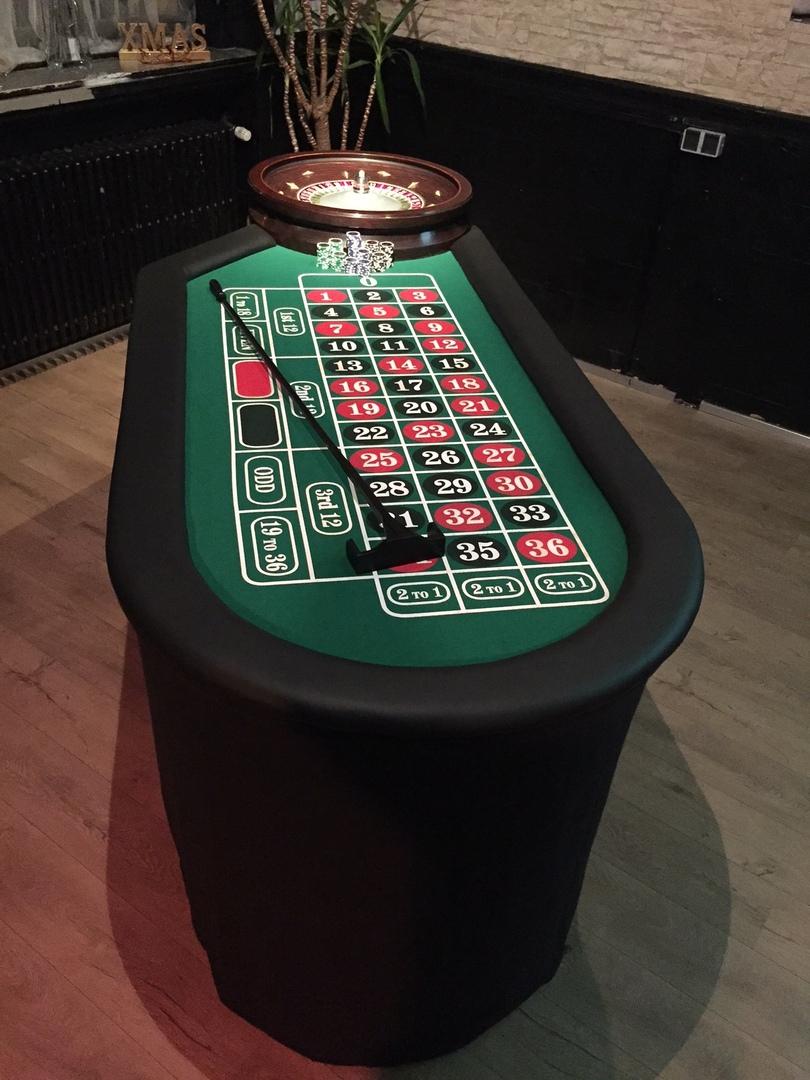 Roulette Tisch mieten Kln  Mobiles Casino mieten in Kln