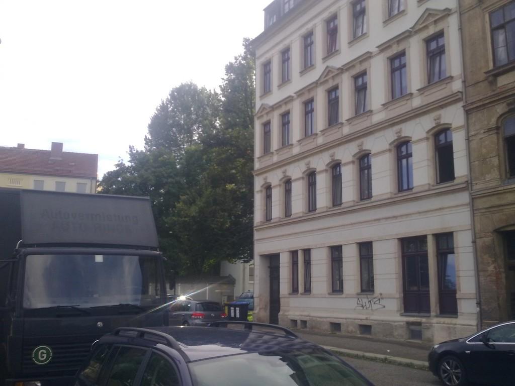 Wohnung Chemnitz Warmmiete