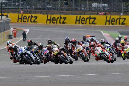hertz sponsor motogp