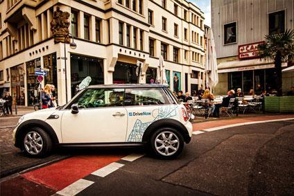 2 DriveNow Hamburg