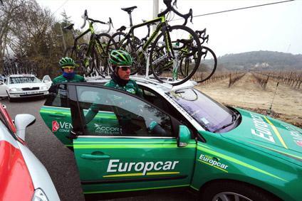 Team Europcar will wieder zur Tour de France