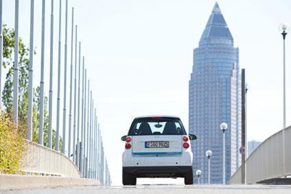 Smart Car2Go Frankfurt Umsonst Registrieren