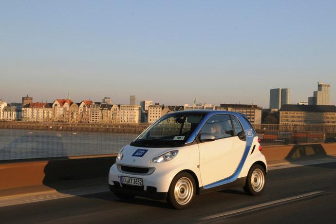 Bild: Daimler/car2go