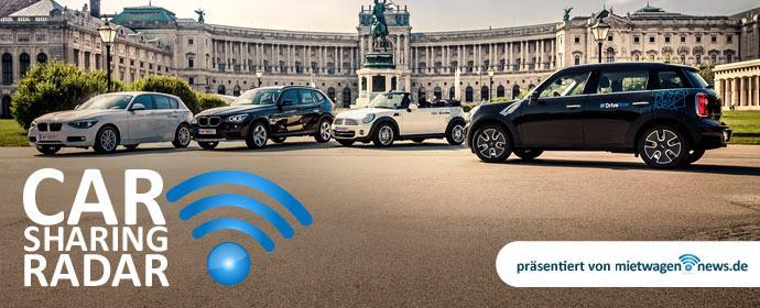 Carsharing Radar 20/2015: Wiener Linien und DriveNow kooperieren