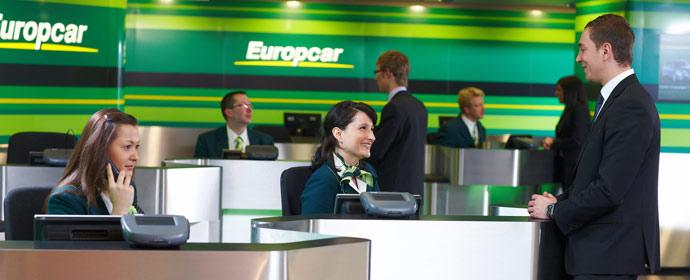 europcar counter preiswucher Autovermeiter EU