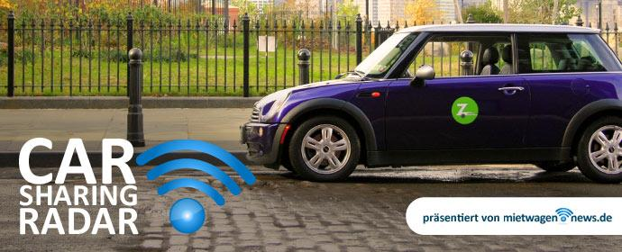 Carsharing-Radar: Zipcar im Detail mit Schwächen