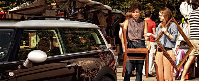 Erste Bilanz: DriveNow hat in Wien 21000 Mitglieder