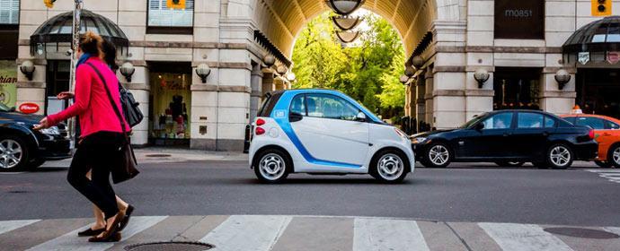 car2go und DriveNow sorgen für Entlastung in Innenstädten