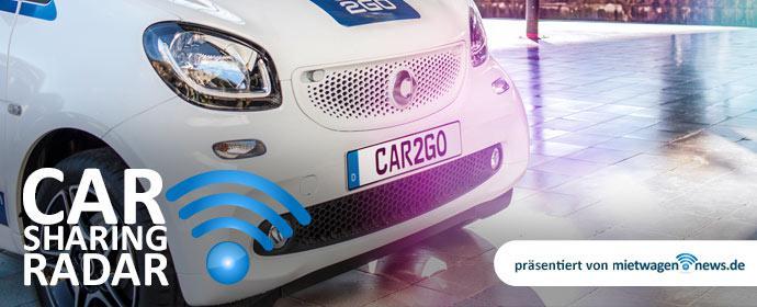 CarsharingRadar: Carsharing soll in die breite wachsen und mehr Menschen zur Verfügung stehen