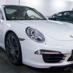 Porsche 911 von Buchbinder