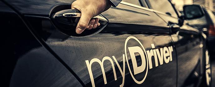 Chauffeurdienst MyDriver von Sixt - von Null auf Eins