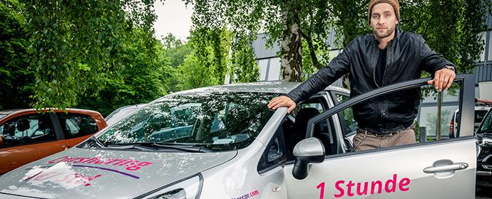 CiteeCar zieht sich aus Frankfurt zurück
