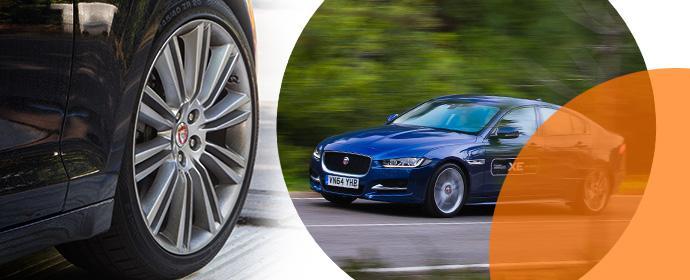 Sixt lässt alle neuen Jaguar XE stehen