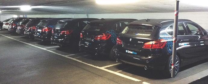 BMW-2er AcitveTourer bald in der Flotte von DriveNow