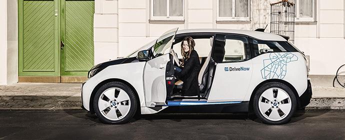 DriveNow in Berlin- eine neue Carsharingstudie zeigt ernüchternde Ergebnisse