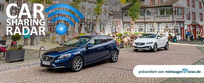 CarsharingRadar: Volvo bringt die Schwedenflotte nach Deutschland